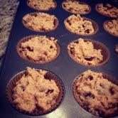 Bana Choc Muffins 2