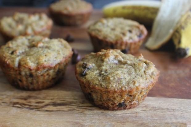 Banana-Choc-Chip-Muffins-e1392488593722
