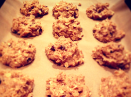 Banana-Oatmeal-Chocolate-Chip-Cookies-1